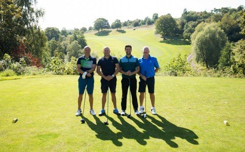 Sony UK TEC raises over £36,000 at 12th annual charity golf day