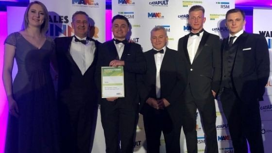 Sony UK TEC Apprentice wins prestigious industry award