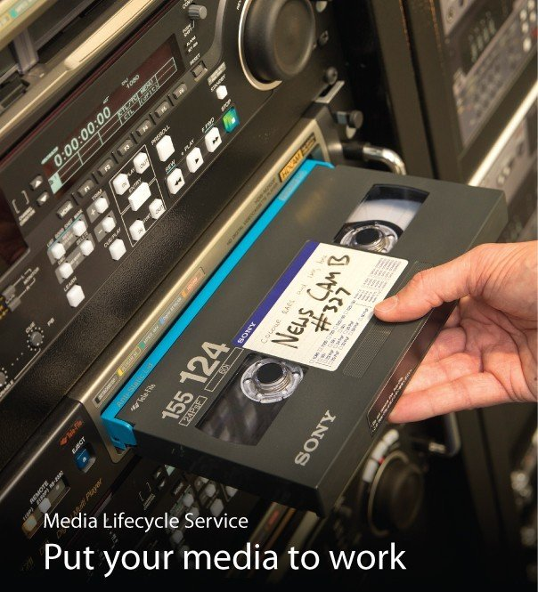 Media Lifecycle Solutions | Sony UK TEC