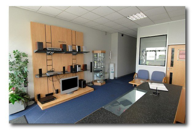 Reception Area | Sony UK TEC