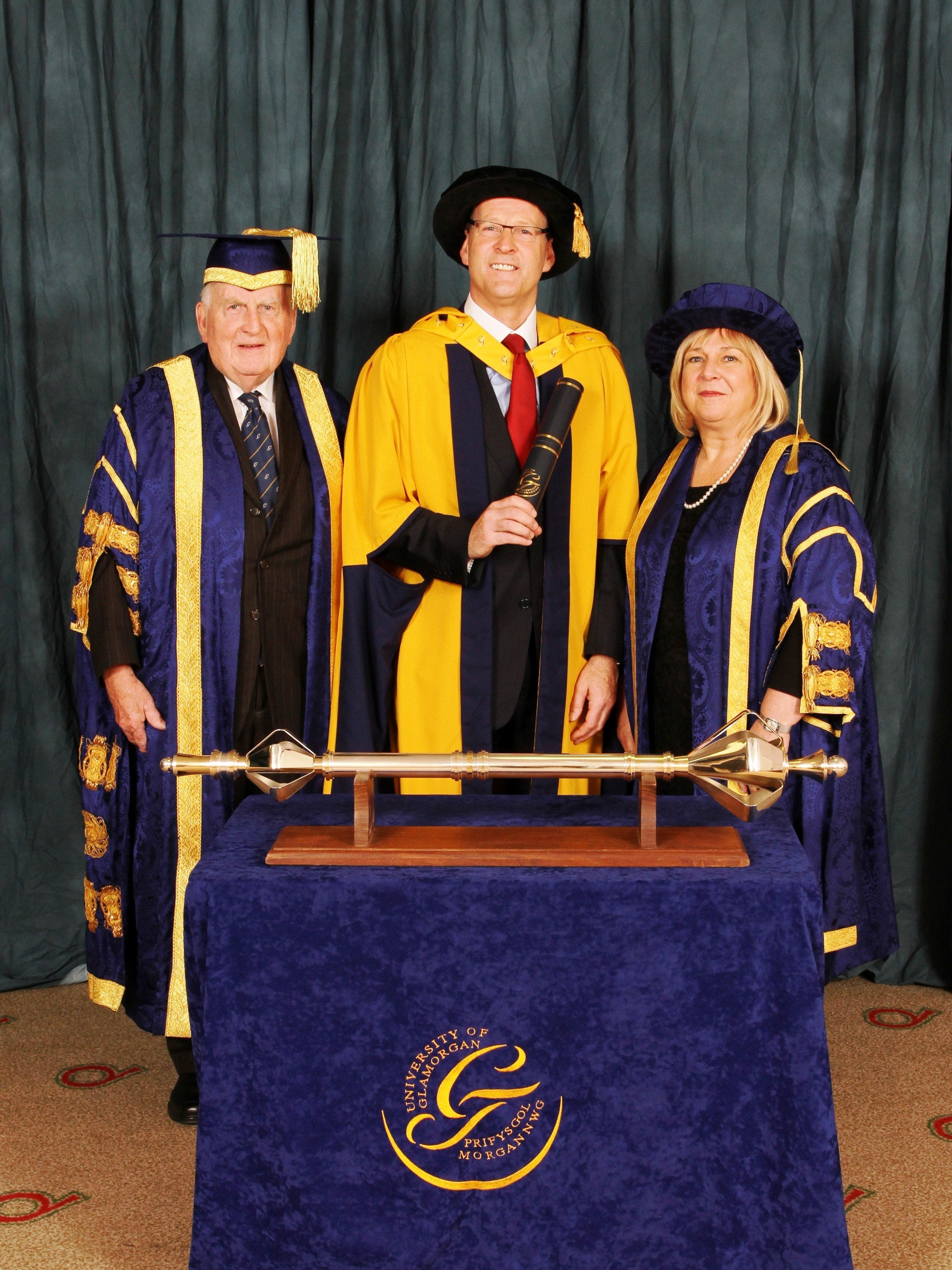 Steve Dalton OBE, Honorary Fellowship